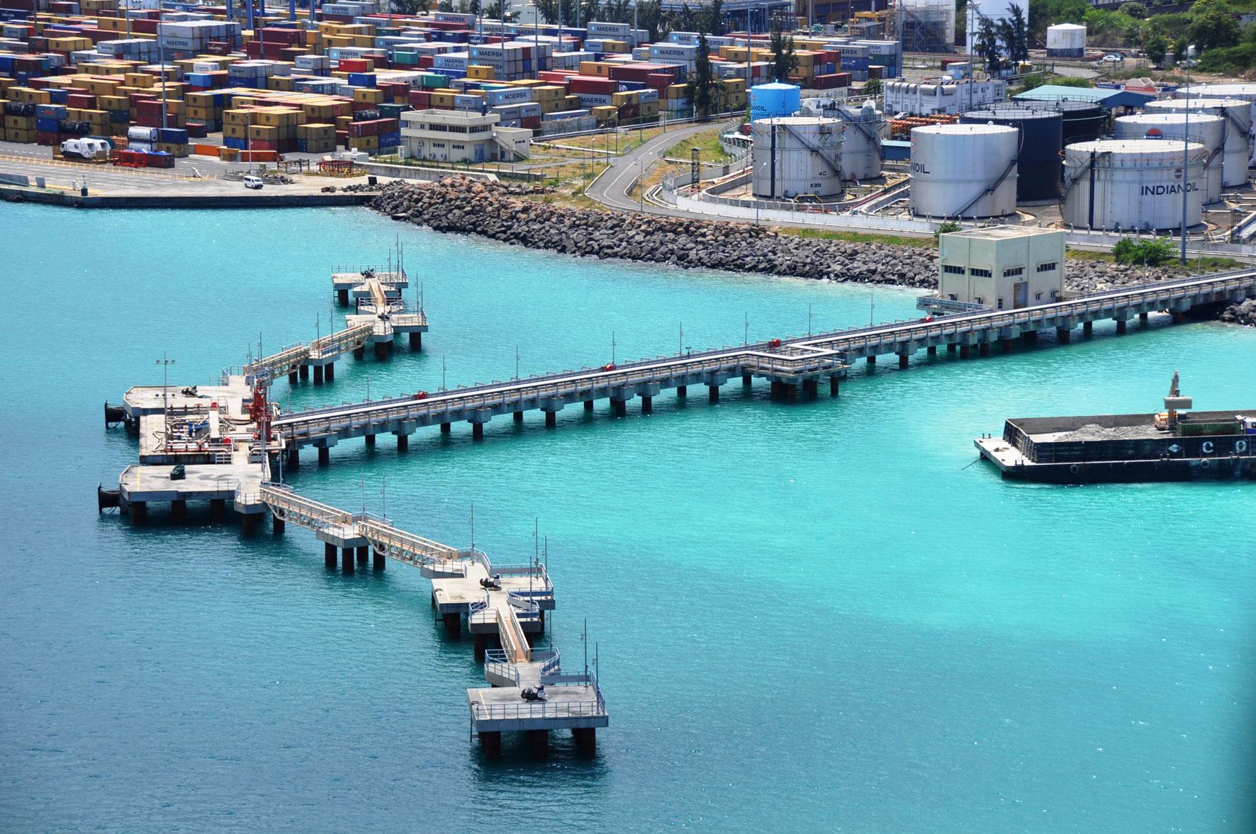 OIL JETTY | Mauritius Ports Authority