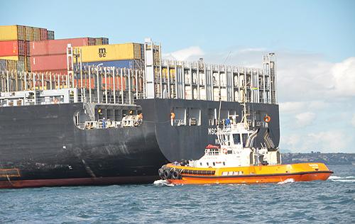 Tug Services | Mauritius Ports Authority